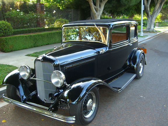 Car Seats For Three Year Olds >> Pages Cars - 1932 Ford Victoria Two Door Sedan